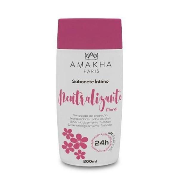 Sabonete íntimo neutralizante floral 200 ml