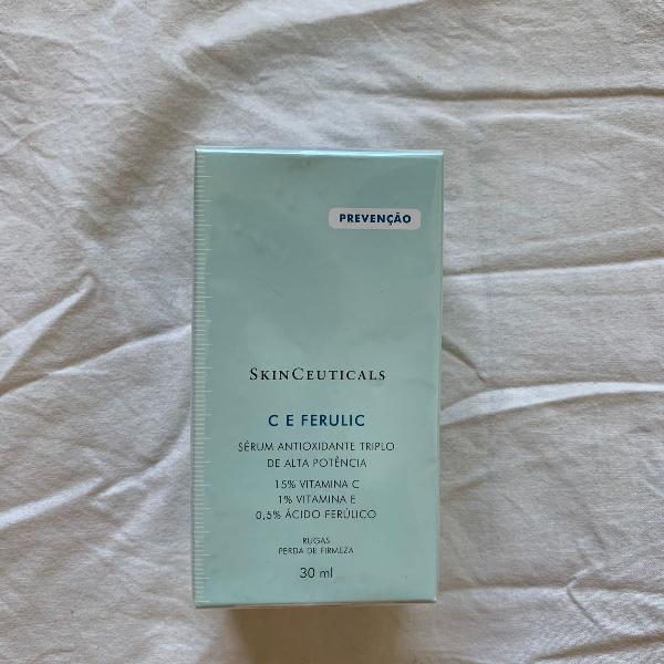 Skinceuticals c e ferulic sérum antioxidante vitamina c