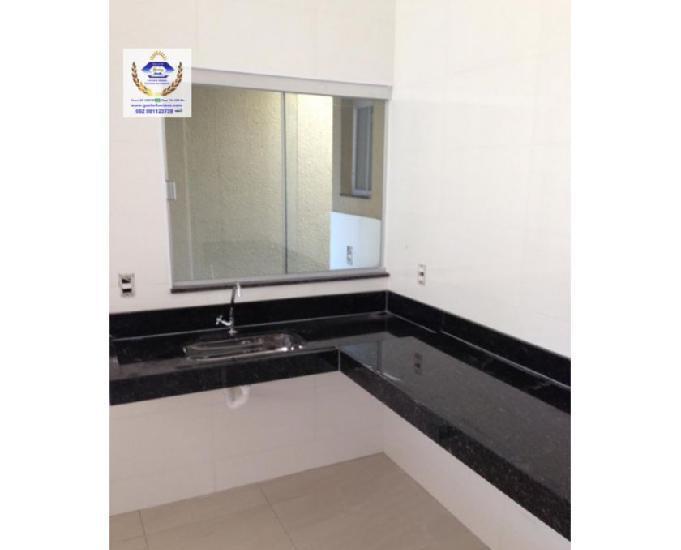 Casa individual com 2 Quartos 1 Suite no Residencial Solar V