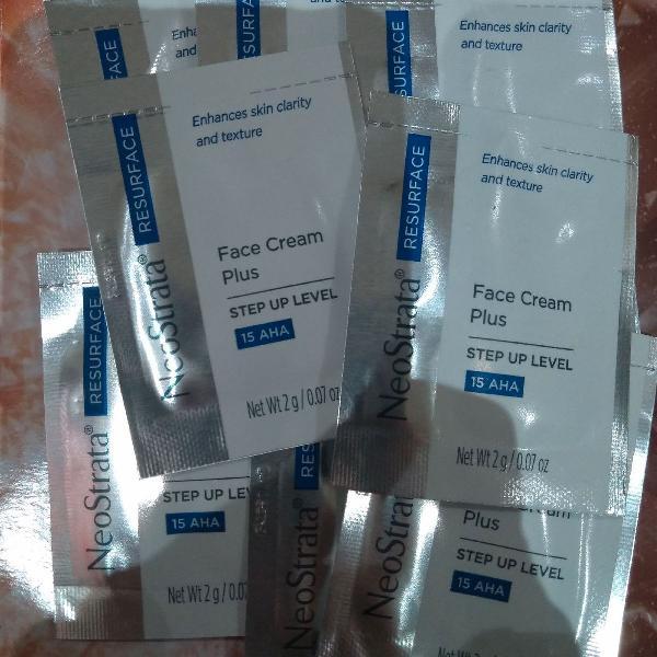 Face cream plus - 15% ácido glicólico - 20g