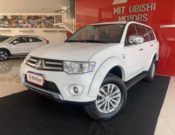 Mitsubishi pajero hpe 3.5 4x4 flex 5p aut. flex - gasolina e