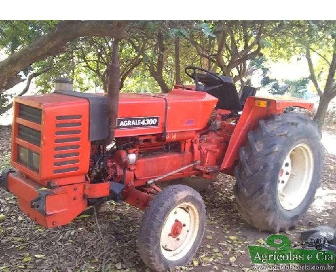 Trator agrale 4300 4x2 (todo original!)