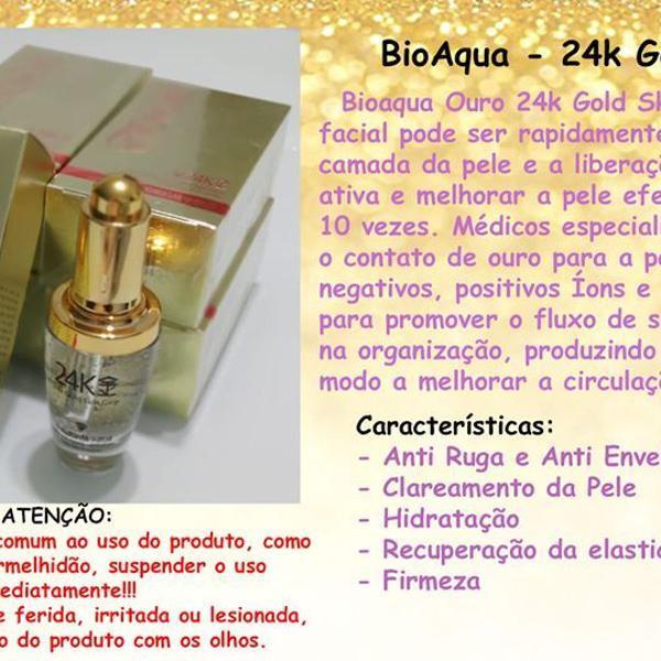 Bioaqua - 24k gold skin care