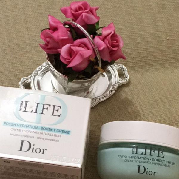 Hidratante fácial hidra life dior