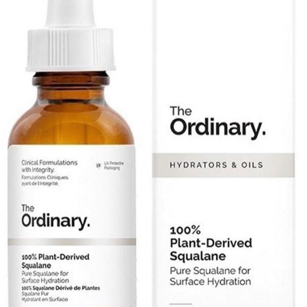 Hidratação cabelo/pele the ordinary