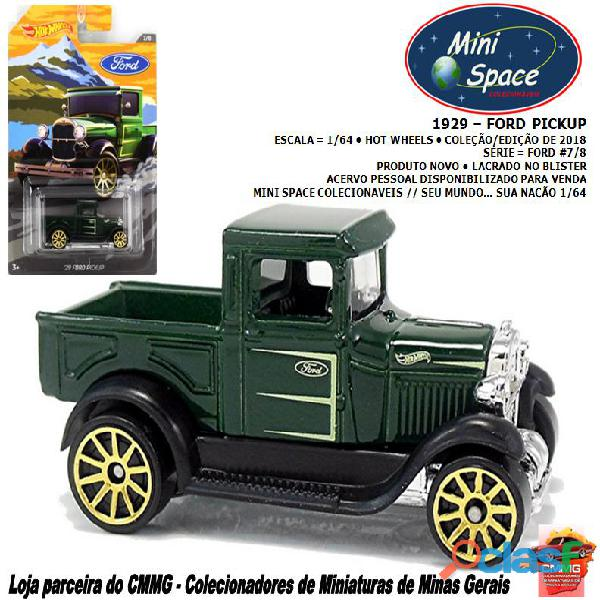 Hot wheels 1929 ford pickup 1/64