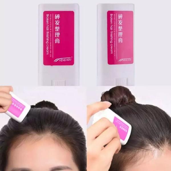 Kit 2 ceras modeladora para cabelo