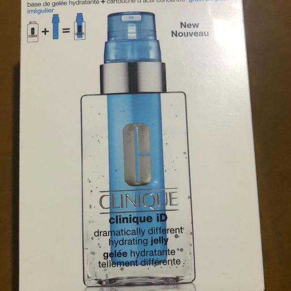 Novo lacrado - clinique id hidratante jelly com cartucho