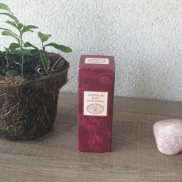 Oleo de rosa mosqueta importado
