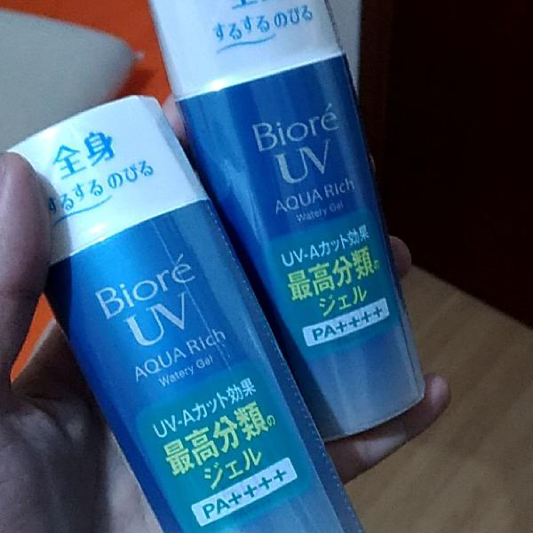 Protetor solar bioré ps50 - 90ml japones