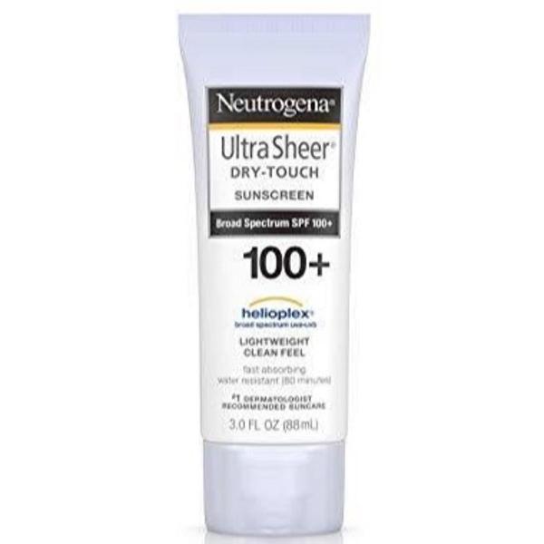Protetor solar neutrogena fps +100