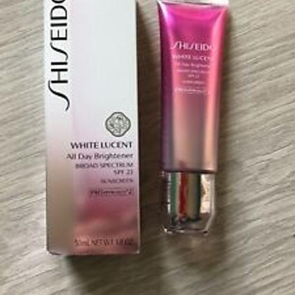 Shiseido all day brightener