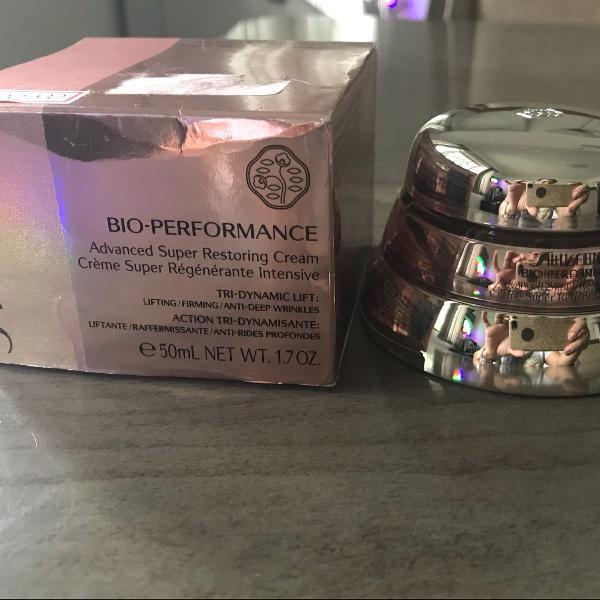 Shiseido bio performance cream super regenerante intensive