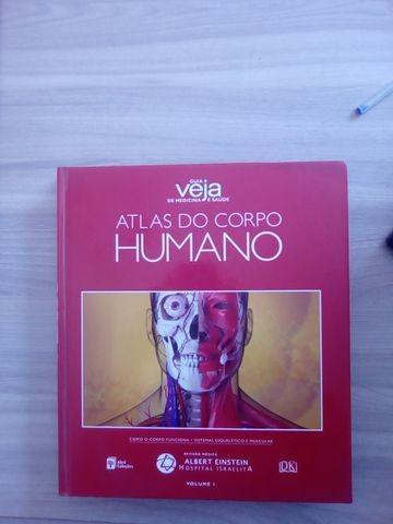 3 atlas do corpo humano jardim colorado suzano