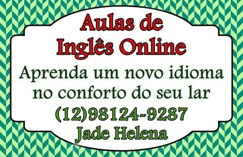 Aulas de ingês online
