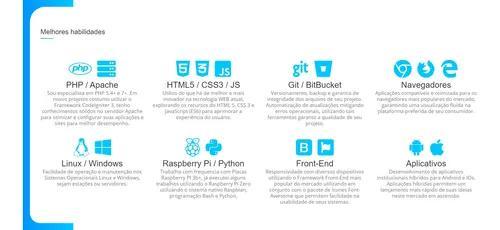 Aulas particulares desenvolvimento web - php, js, css3 html