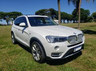 BMW X3 X-DRIVE X-LINE 4X4 20I BRANCA 2017 NOVA