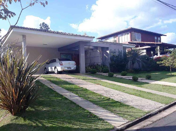 Casa em condomínio, alphaville - lagoa dos ingleses, 4