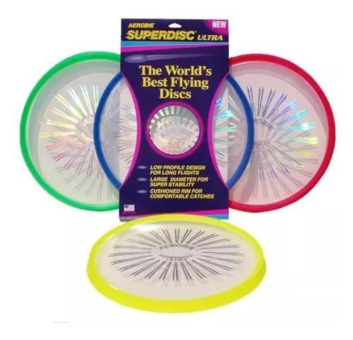 Disco frisbee super ultra aerobie 26r12 - cores variadas