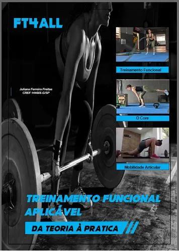 E-book digital pdf treinamento funcional aplicável da