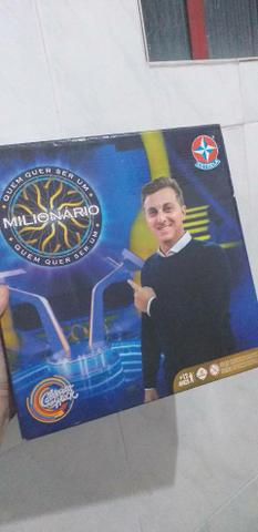 Jogo quem quer ser um milionário