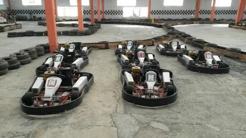 Kart indoor equipamento completo