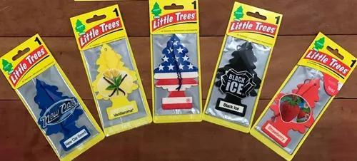 Little Trees Cheirinho P/ Carro - 20 Unidades - Frete