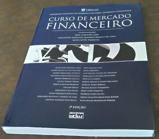 Livro curso de mercado financeiro fipecafi 2ª edição