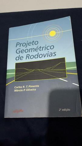 Livro projeto geométrico de rodovias