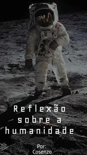 Livro reflexão sobre a humanidade