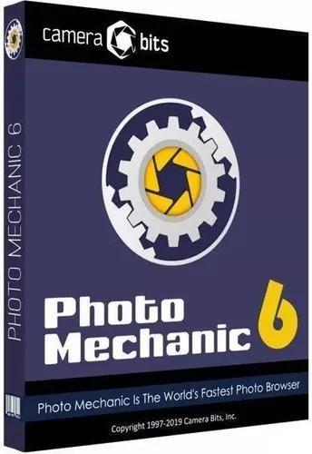 Photo mechanic 6 - atualizado 2020 macos catalina 10.15.3