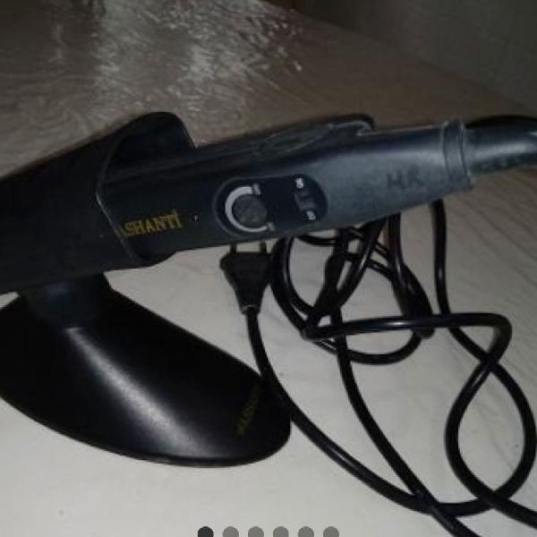 Pinça para alongamento mega hair usado