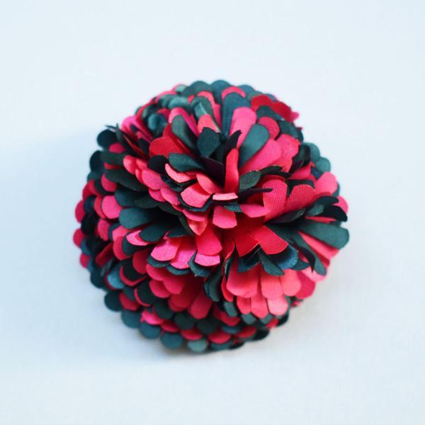 Flor estilizada versátil