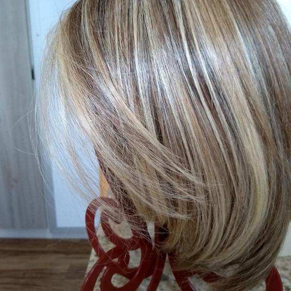 Peruca modelo wig raquel welch da hd perucas