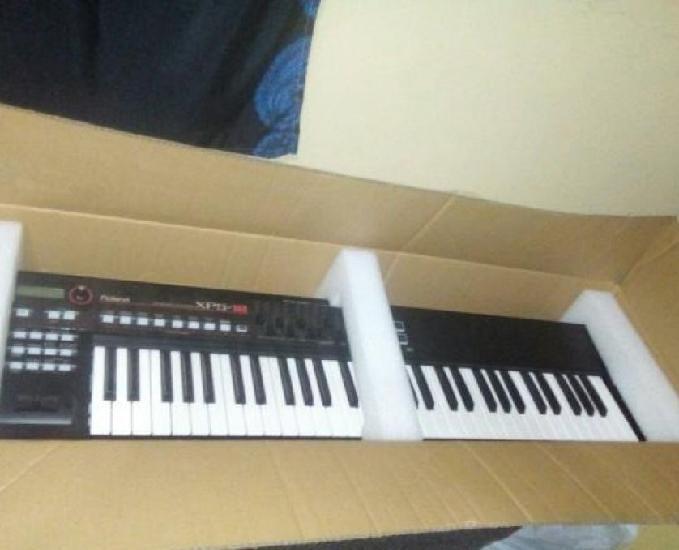 teclado roland XPS 30 novo com garantia frete grátis