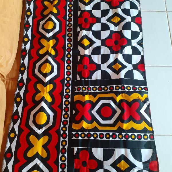 Turbantes tecido africano