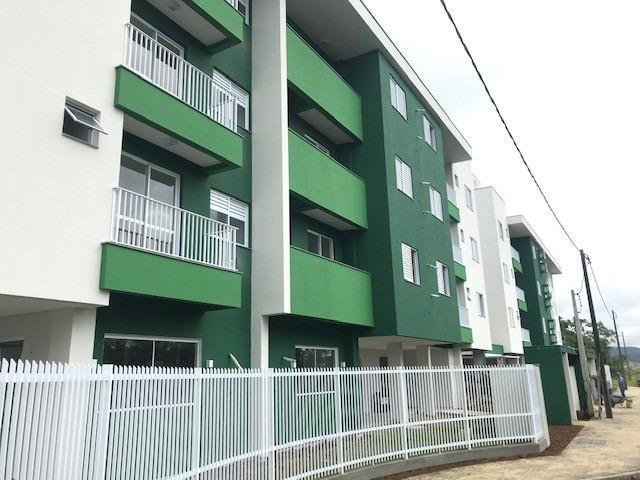 2 dormitórios + 2 vagas de garagem, bairro ana maria
