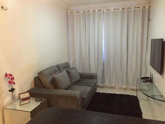 Aluguel por temporada - apartamento mobiliado