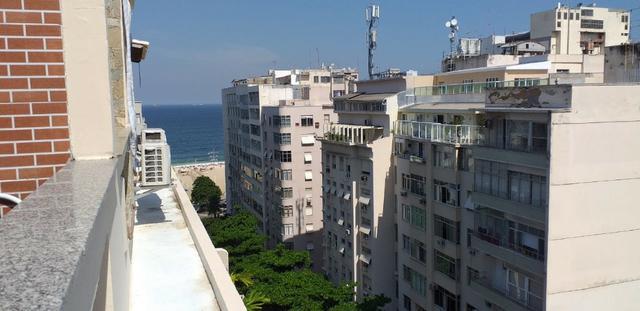 Apartamento temporada copacabana quadra praia r.figueiredo