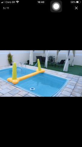 Casa temporada 3 dormitórios 2 salas 2 banheiros! wi-fi 500
