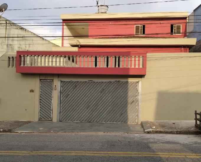 Casa de 03 Dorms - Jd. Bela Vista - Mauá