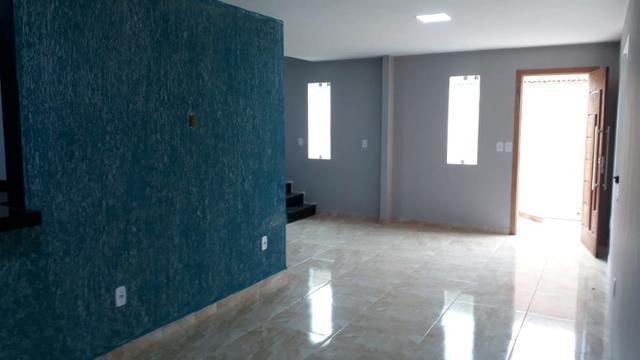 Casa duplex com 03 quartos em barra de são joão