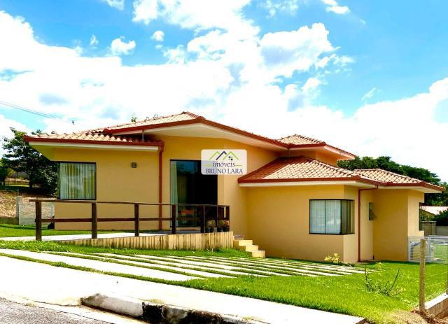 Casa para locação no condomínio serra verde em igarapé!