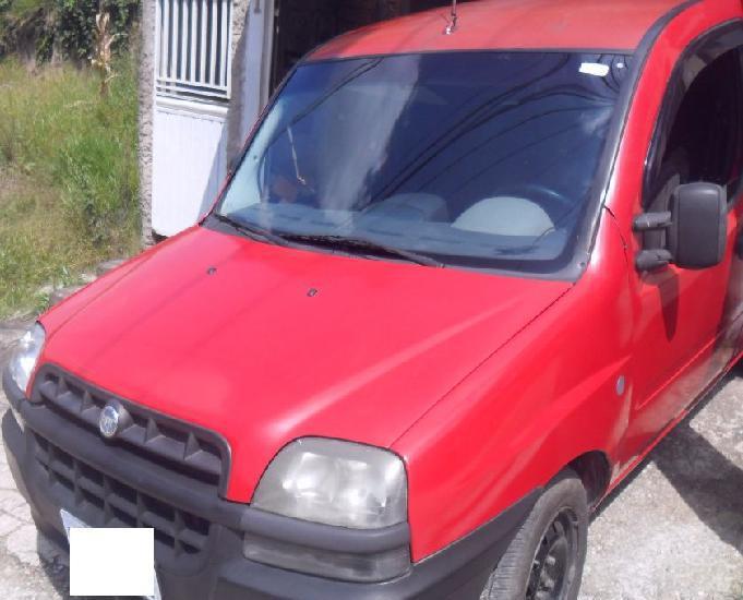 Fiat Doblo Cargo 2007 Flex