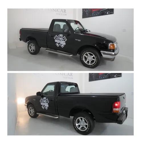 Ford ranger xlt revisão feita