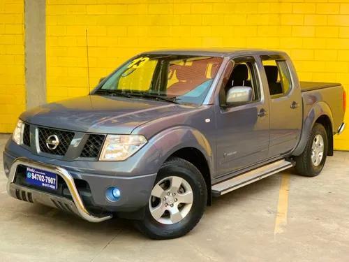 Nissan Frontier 2.5 Xe Cab. Dupla 4x2 4p