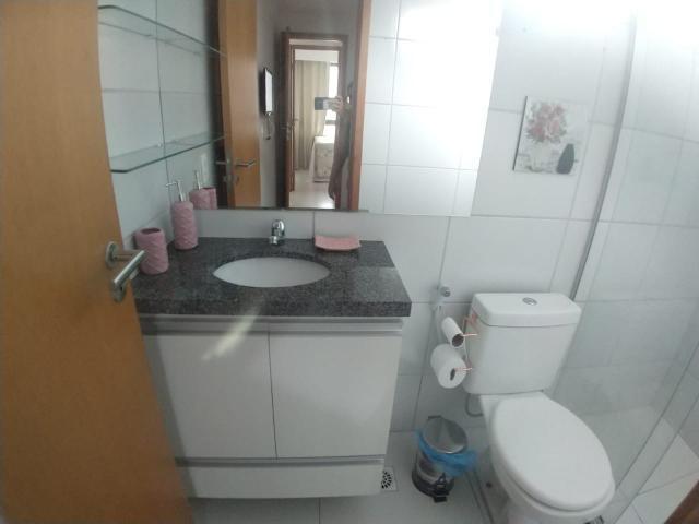Pm - apartamento para alugar - 2 qts - mobiliado