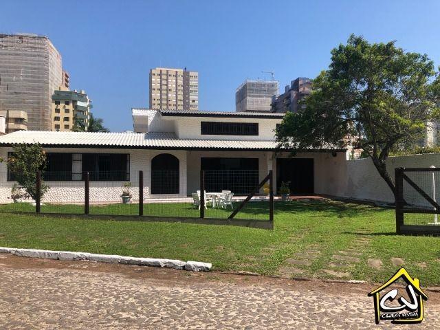 Reveillon 2021 - casa c/ 3 quartos - praia grande - 1 quadra
