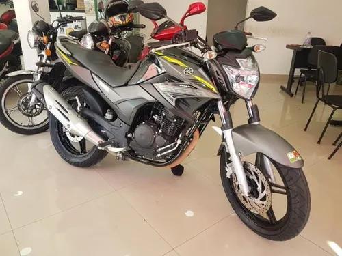 Yamaha fazer 250 2016 preta/cinza 40000 km