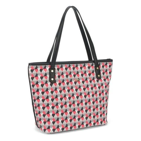 Bolsa feminina do mickey shopper. original